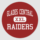 Glades Central - Raiders - High - Belle Glade Stickers