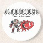 Gladiadores Posavasos Para Bebidas