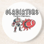 Gladiadores Posavasos Personalizados