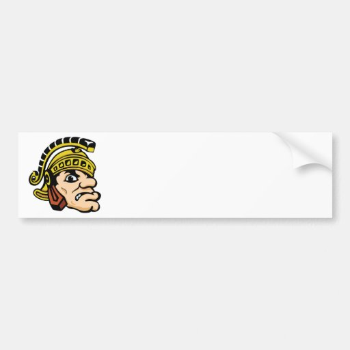 Gladiator Bumper Sticker