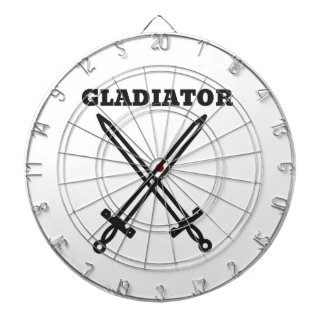 Gladiator Dart Board