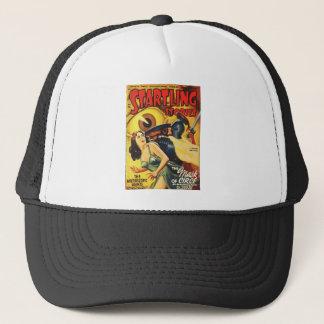 Gladiator Fights an Eyeball Trucker Hat
