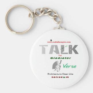 gladiator - key keychain