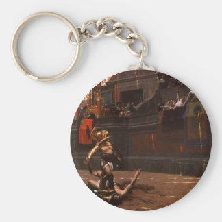 gladiator keychain