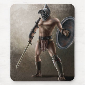 Gladiator Mouse Pad