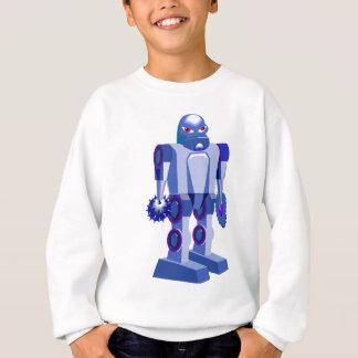 Gladiator robot sweatshirt