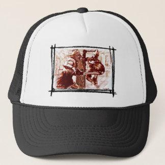 Gladiators in Arena Trucker Hat