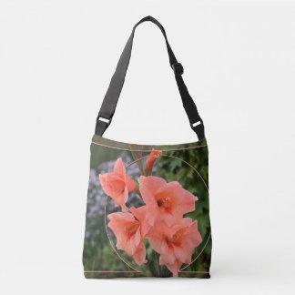 Gladiolus Crossbody Bag