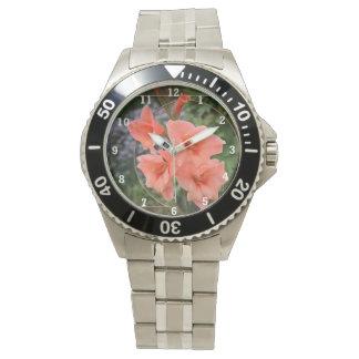 Gladiolus Wristwatch