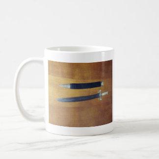 Gladius Pattern Sword Coffee Mug