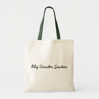 Gladly without sugar Tote