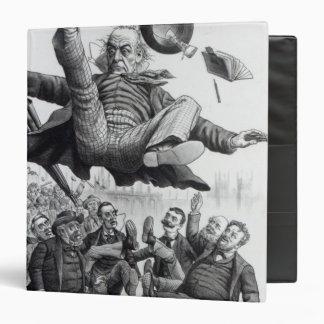 """Gladstone que es golpeado con el pie del carpeta 1 1/2"""""""