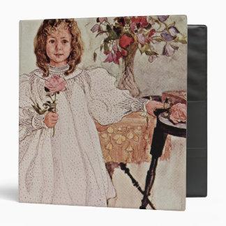 "Gladys, 1895 carpeta 1 1/2"""