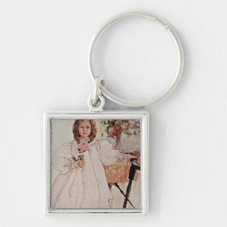 Gladys, 1895 keychain