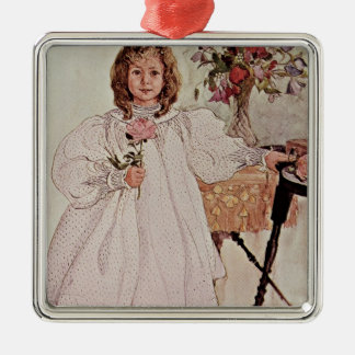 Gladys, 1895 metal ornament