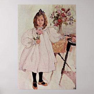 Gladys, 1895 poster