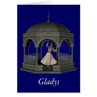 Gladys Card