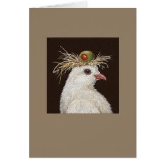 Gladys la tarjeta de la paloma