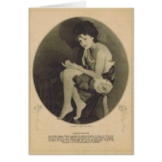 Gladys Walton 1922 Card