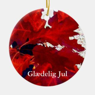 Glædelig Jul 2011 Ornament