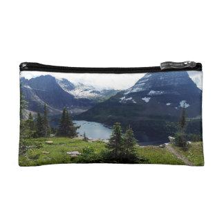 Glaicer National Park Hidden Lake Overlook Makeup Bag