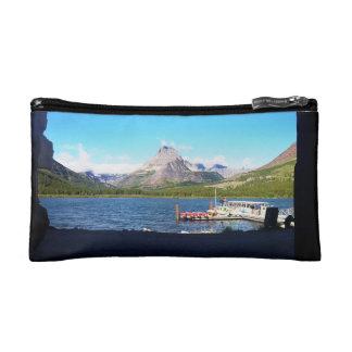 Glaicer National Park Many Glacier Makeup Bag