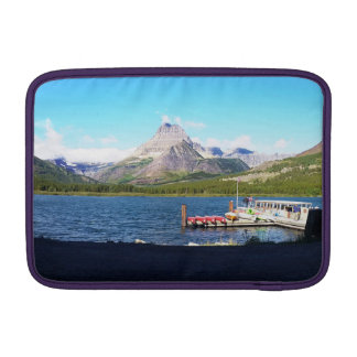 Glaicer National Park Many Glacier Sleeve For MacBook Air