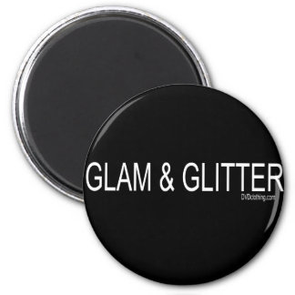 GLAM and GLITTER Magnets