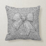 Glam Bow Pillow.