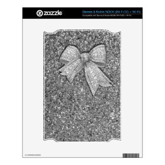 Glam Bow Products Skins For NOOK