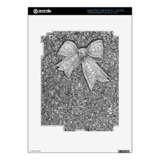 Glam Bow Products Decals For iPad 3