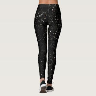 Glam Galaxy Leggings