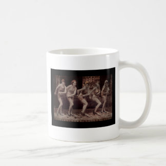 Glam Girl Flappers Dancing Coffee Mug