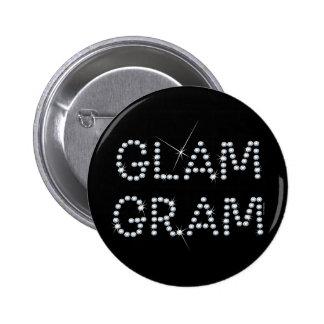 Glam Gram Buttons