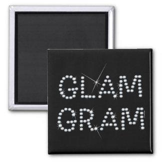 Glam Gram Magnet
