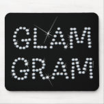 Glam Gram Mouse Pad