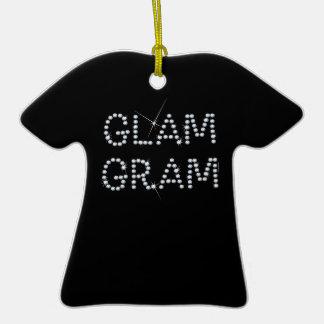 Glam Gram Ornament