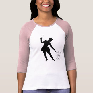Glam Gun Girl - Ballet T-Shirt