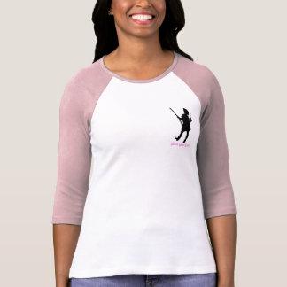 Glam Gun Girl - Western T-shirts
