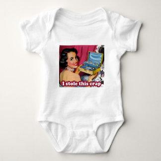 Glam Kleptomania Baby Bodysuit