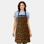 Glam & Leopard Future Mrs Apron