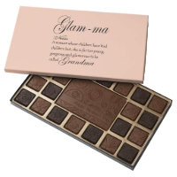 GLAM MA grandma definition 45 Piece Box Of Chocolates