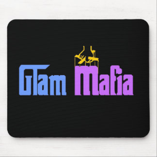 Glam Mafia Mouse Pad