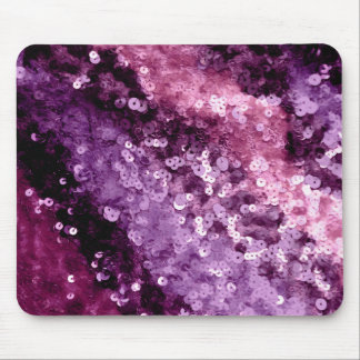 Glam Queen - Sequined SWAG mousepad