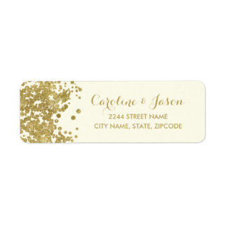 return address labels templates zazzle