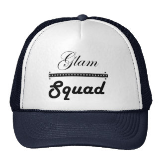 Glam Squad Trucker Hat