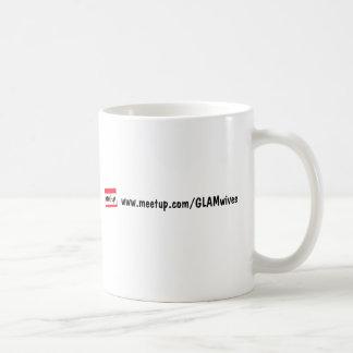 GLAM two Coffee Mug