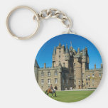 Glamis Castle, Scotland Key Chain