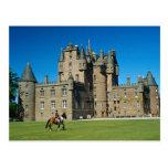 Glamis Castle, Scotland Postcard