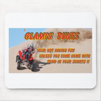 GLAMIS DUNES MOUSE PAD